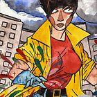 Jubilee from X-Men by Jazmine Phillips