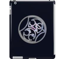 'Bad Wolf' in Gallifreyan - Galaxy iPad Case/Skin