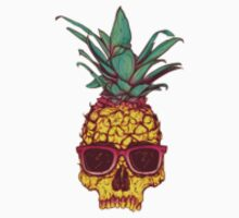 pineapples and shades  by icecoldapparel