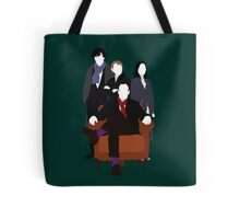 Consulting Detectives - Sherlock/Elementary Tote Bag