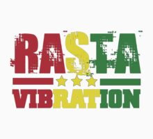 RASTA VIBRATION by davisma