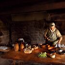 Kirchen - Farm cooking by Mike  Savad