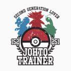 2nd Generation Trainer (Light Tee) by ZandryX