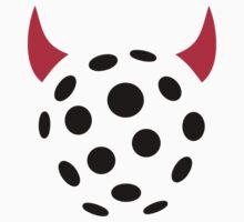 Floorball devil by Designzz