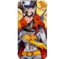 Gotham Babe : Batgirl iPhone Case/Skin