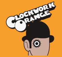 Clockwork Orange by chachi-mofo