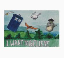 I Want To Believe by CrossByte