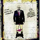 """I can make you famous""- Max Clifford by Tim Constable"