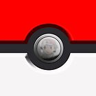 Pokeball by Studio Momo ╰༼ ಠ益ಠ ༽