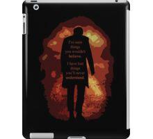 The God Speech iPad Case/Skin