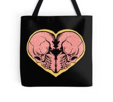 Valentines Day of the Dead Tote Bag