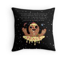 Royal Tart Toter (Adventure Time) Throw Pillow