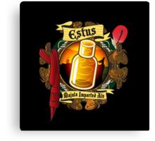 Estus Majula Imported Ale (Dark Souls 2) Canvas Print