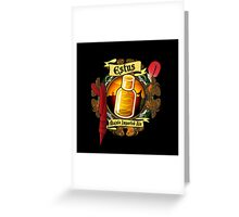Estus Majula Imported Ale (Dark Souls 2) Greeting Card