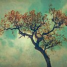Vintage Rusty Tree by Honey Malek