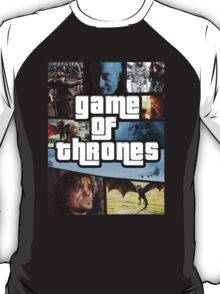 grand game of thrones  T-Shirt