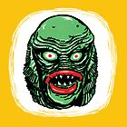 CREATURE from the BLACK LAGOON by ManiYackMonster