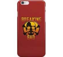 Breaking Mortal Kombat Bad  iPhone Case/Skin