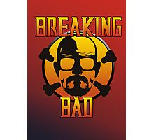 Breaking Mortal Kombat Bad  Photographic Print