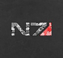 N7 Cats by helenasia
