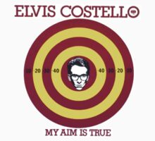Elvis Costello: My Aim Is True by tdavies4