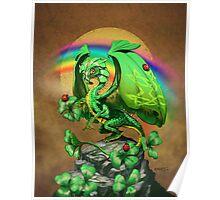 Luck Dragon Poster