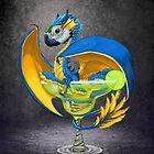 Margarita Dragon by SMorrisonArt