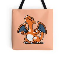 Charizard - Old School Tote Bag