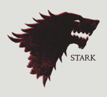 House Stark - Game of Thrones T-Shirt / Phone case / Pillow 7 by Fenx