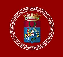 Flag of Reggio, Calabria, Italy  by abbeyz71