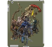 Dark Souls: 4 Knights of Gwyn iPad Case/Skin