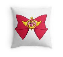 Deluxe Sailor Moon Crisis Moon Compact Throw Pillow