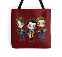 Team Free Will - Chibi Style Tote Bag