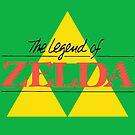 The Legend of Zelda by Studio Momo ╰༼ ಠ益ಠ ༽
