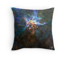 Expanse of God's Universe | Galaxy Mathematix Throw Pillow