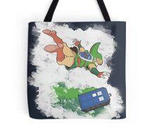 Freefalling Tote Bag