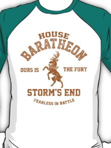 Team Baratheon (Gold) T-Shirt