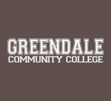 GREENDALE College Jersey (white) Kids Clothes