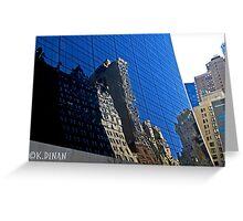 Near the Plaza Hotel NYC               0086 Greeting Card