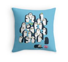 Where's Gunther? Throw Pillow