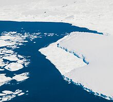 Antarctica from above #2 by maddie5