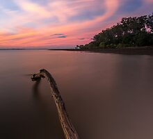 Wellington Point, Sunset by McguiganVisuals