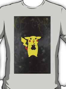 Pikachu + Apple = Friends T-Shirt