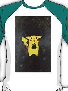 Pikachu + Apple = Friends T-Shirt