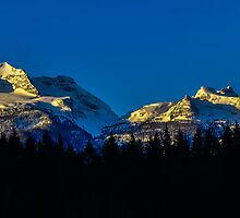 Begbie Sunrise by RevelstokeImage