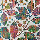 Sun Lit Orange Tree by artyfact