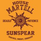Team Martell (Red) by Digital Phoenix Design