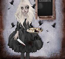 4 & 20 Blackbirds by Tanya  Mayers