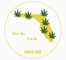 Florida Legal Marijuana Vote  by BIGJSDESIGNS