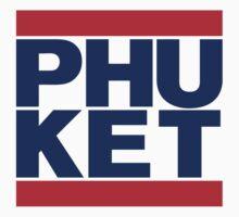 DMC PHUKET THAI FLAG by iloveisaan